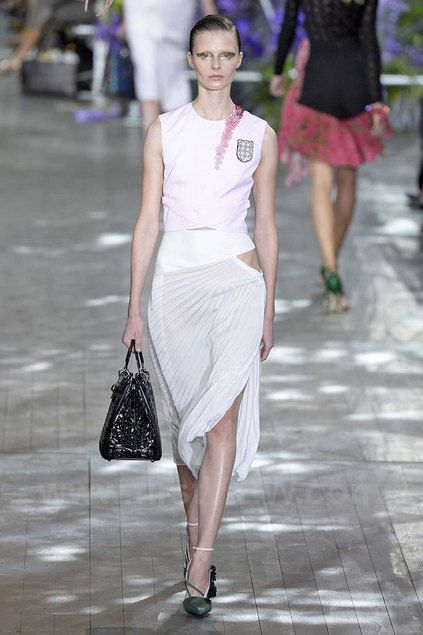 Dior Ready-to-Wear Spring/Summer 2014