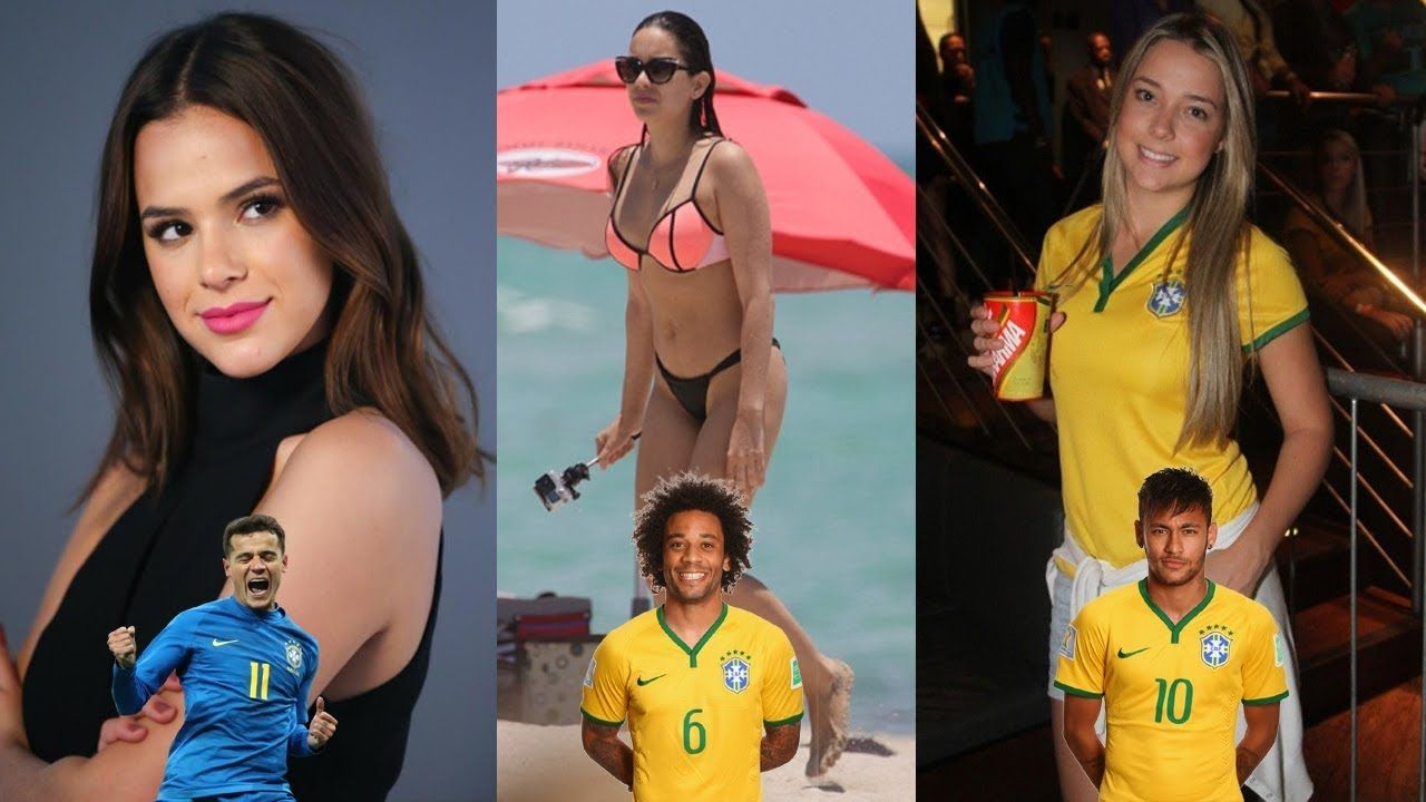 Brazil Footballers Hottest Wives And Girlfriends Wags 2019 Footballers Wives Celebrity Lifestyle Wife And Girlfriend