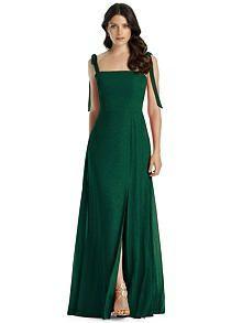 1e63836924 Dessy Shimmer Bridesmaid Dress 3042LS