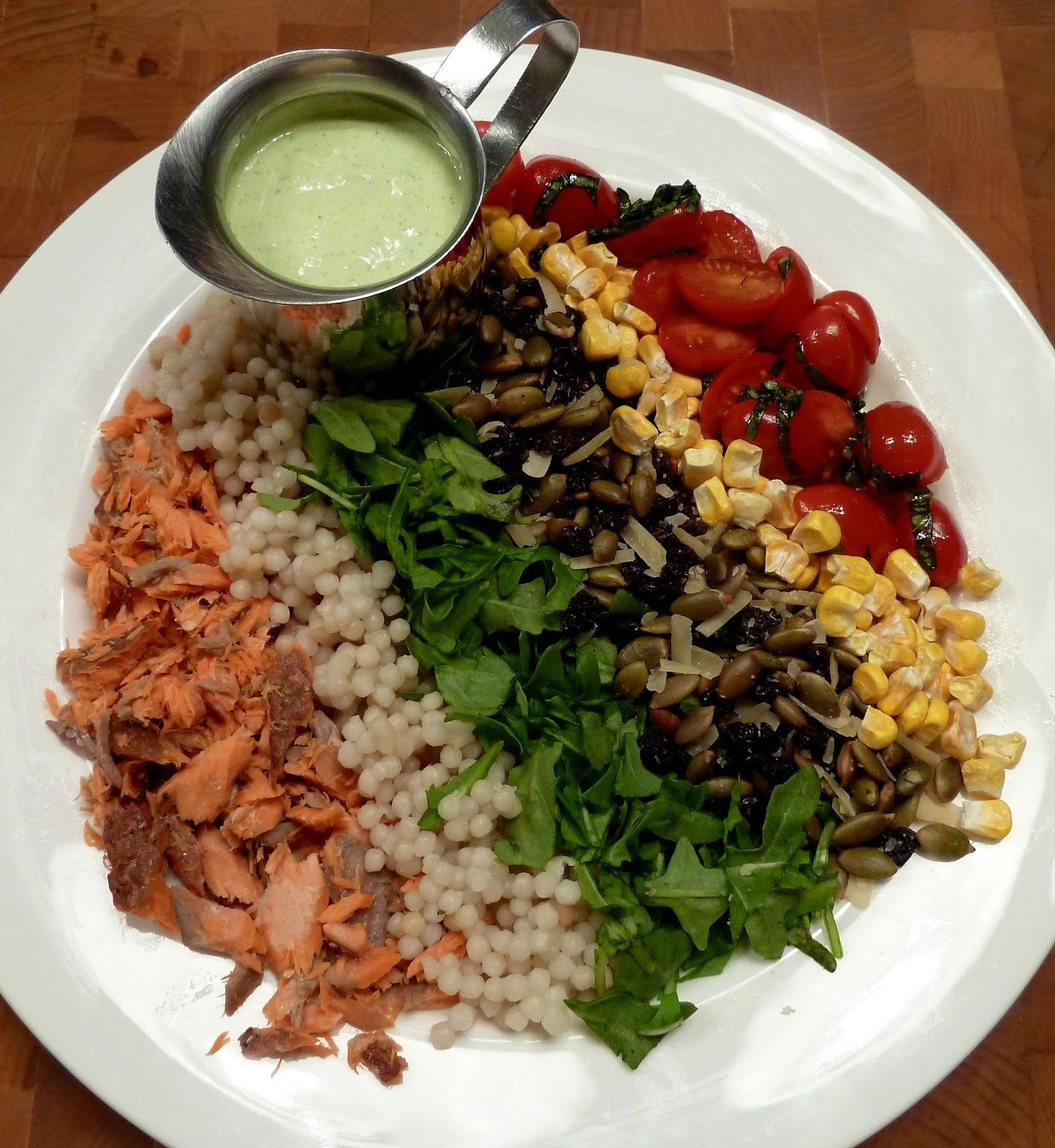 Captivating Cracked Pepper: Citizen Public House Chopped Salad