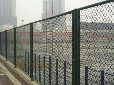 Remarkable Woven Wire Fence Installation Uneven Ground And