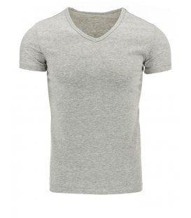 Pánske šedé tričko