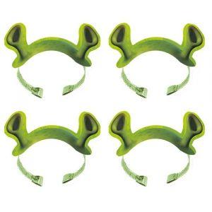 Shrek Ears Head Bands 4ct