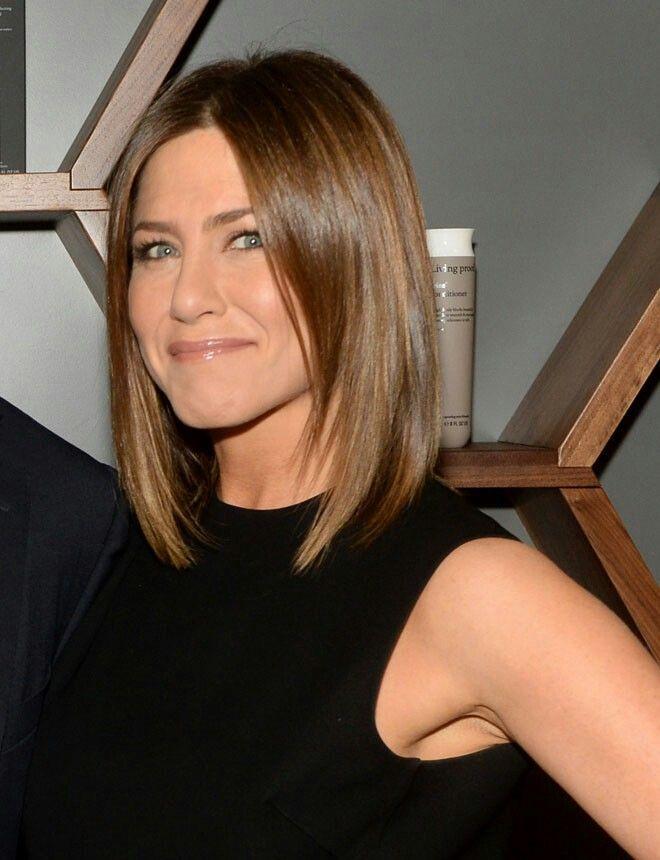 Jennifer Aniston New Hair Hair Pinterest Jennifer Aniston And