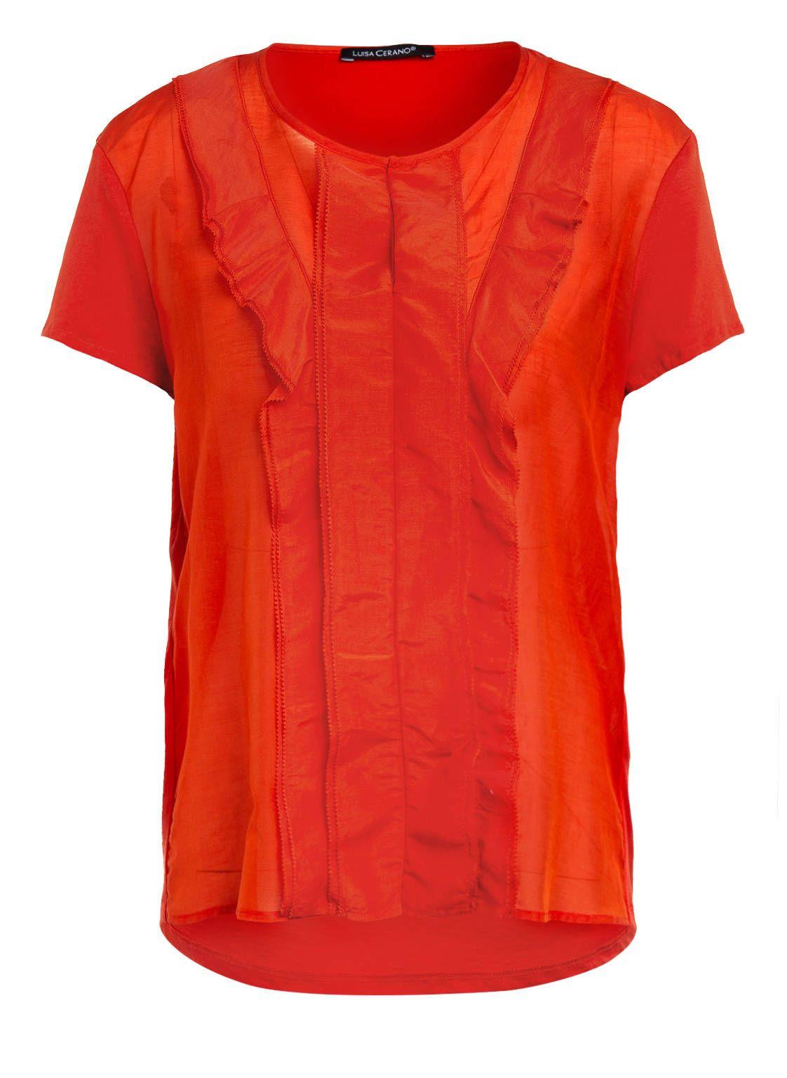 Blusenshirt mit Seide von LUISA CERANO bei Breuninger kaufen