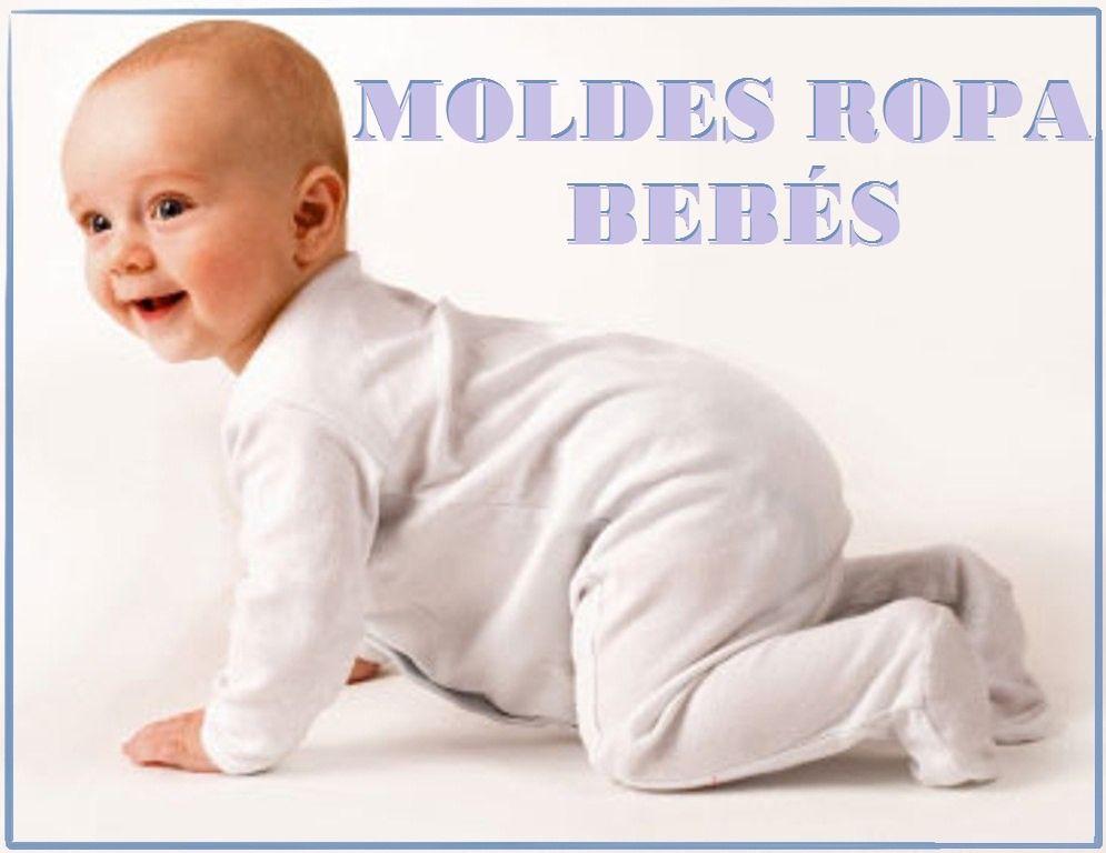 Patrones De Ropa Bebe Para Descargar Gratis | Ropita de niña | Baby ...