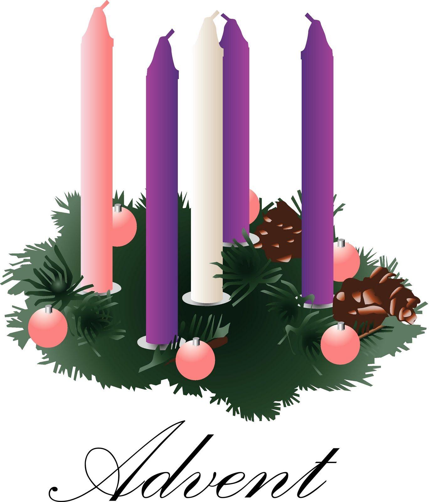 Advent Wreath Clipart Advent Wreath Advent Crown Free