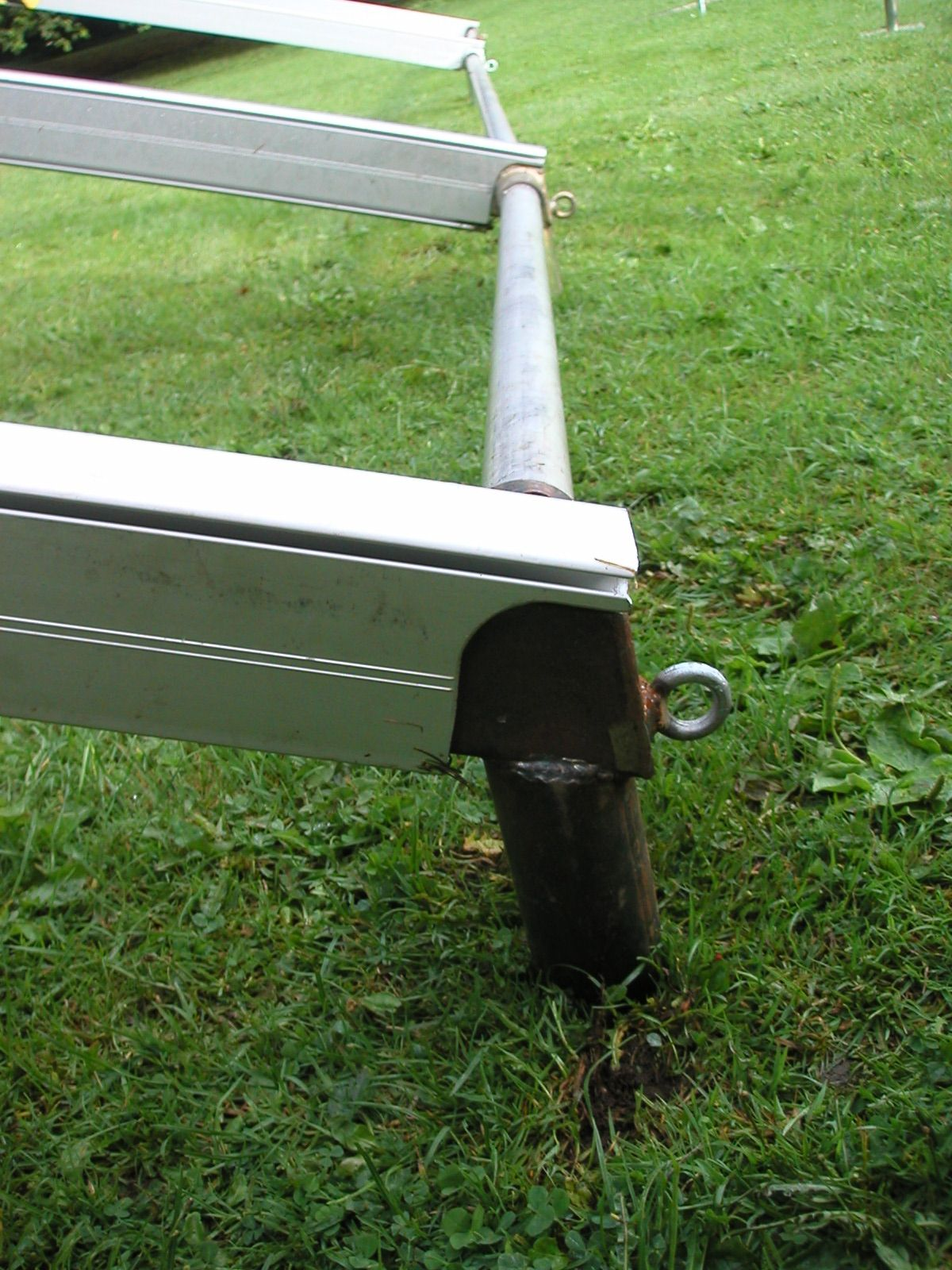 Curlew / Florida style marquee brackets Florida style