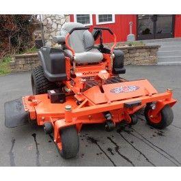 Used Husqvarna Iz4217 42 Zero Turn Lawn Mower 17 Hp Kawasaki Iz4217use 3 000 00 Lawn Mower Zero Turn Lawn Mowers Mower