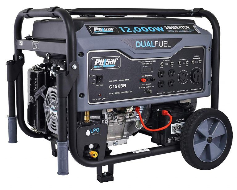 Top 10 Best Home Generators In 2020 Toptenthebest Dual Fuel Generator Portable Generator Best Portable Generator