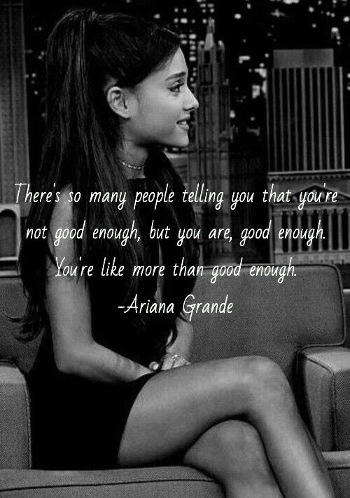 10 Inspirational Ariana Grande Quotes That Remind Us That