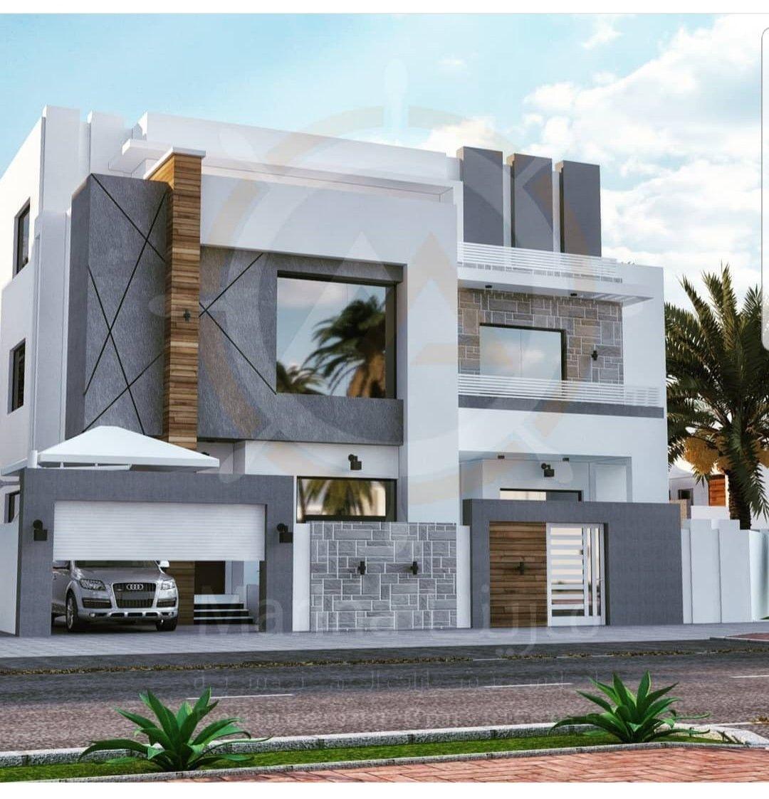 Modelos de casa compound wall design minimalis house modern plans also fusion studio corner at shastri nagar dc in rh pinterest