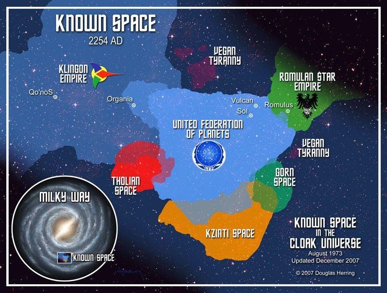 "Star Trek Known Space. Wait. ""Vegan"" Tyranny???"