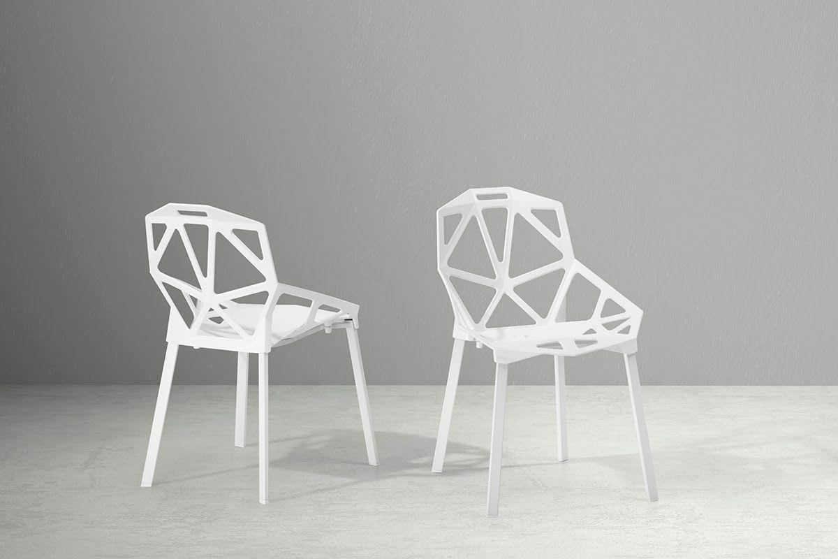 Stuhl Weiss Kunststoff Stuhl Design Stuhle Und Weisse Stuhle