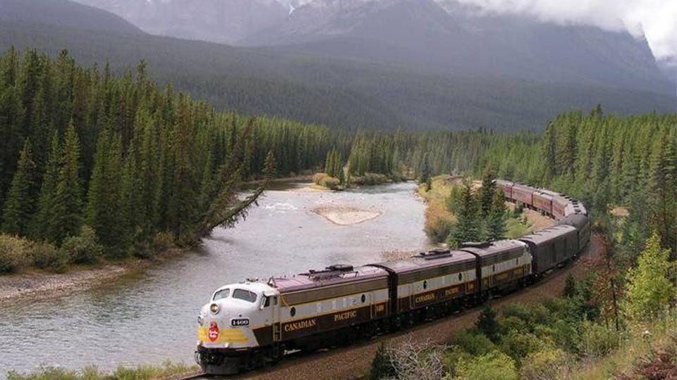 La propuesta de viajar por todo el mundo a bordo de un tren en 50 días se hará realidad gracias a Great Rail Journeys