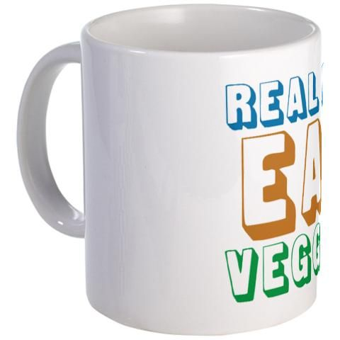 Great Holiday Or Birthday Gift Idea For The Real Manly Man Vegan Vegetarian Mug Men Vegetables