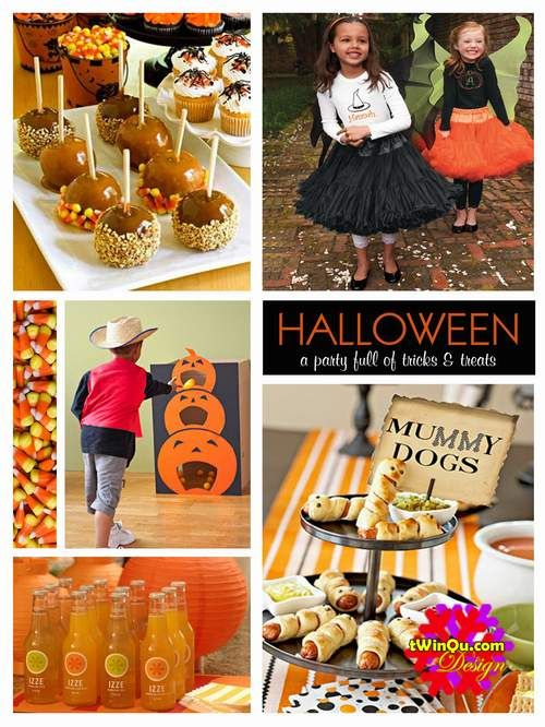 Halloween Party Ideas For Children Business Design Techno - halloween party ideas for kids