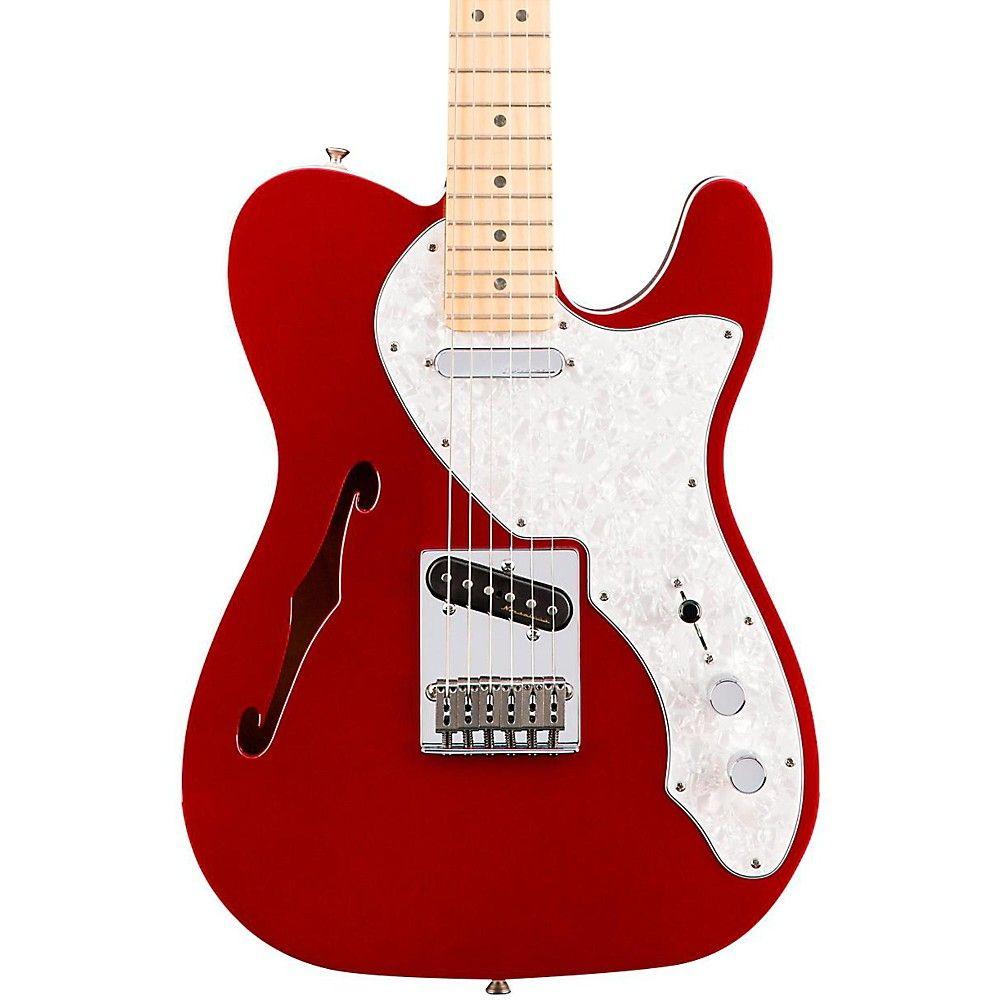 Fender Deluxe Thinline Telecaster Maple Fingerboard Fender Deluxe Telecaster Thinline Telecaster
