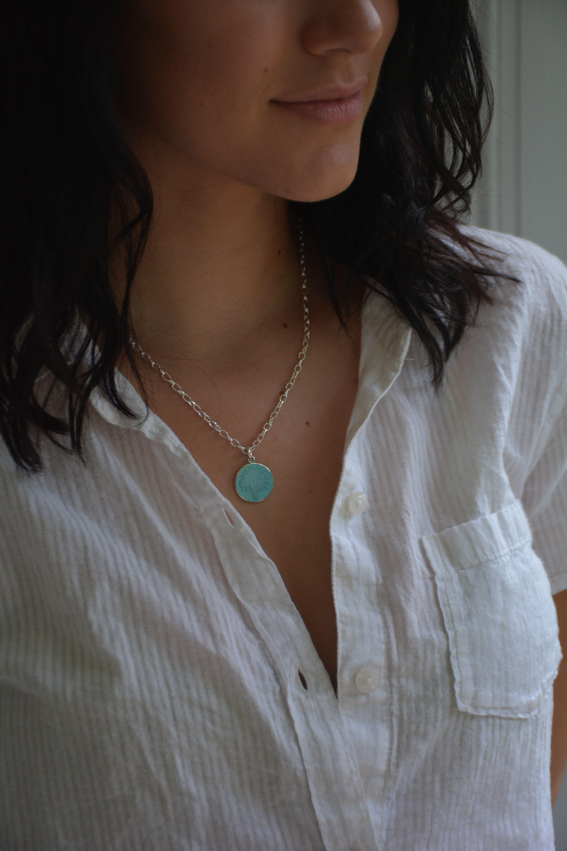 Colby Davis Pendant 18k Jewelry Jewelry Turquoise Necklace