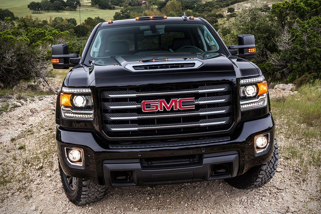 2017 Gmc Sierra Hd All Terrain X Gmc Sierra 2500hd 2017 Gmc Sierra 2500hd Gmc Trucks