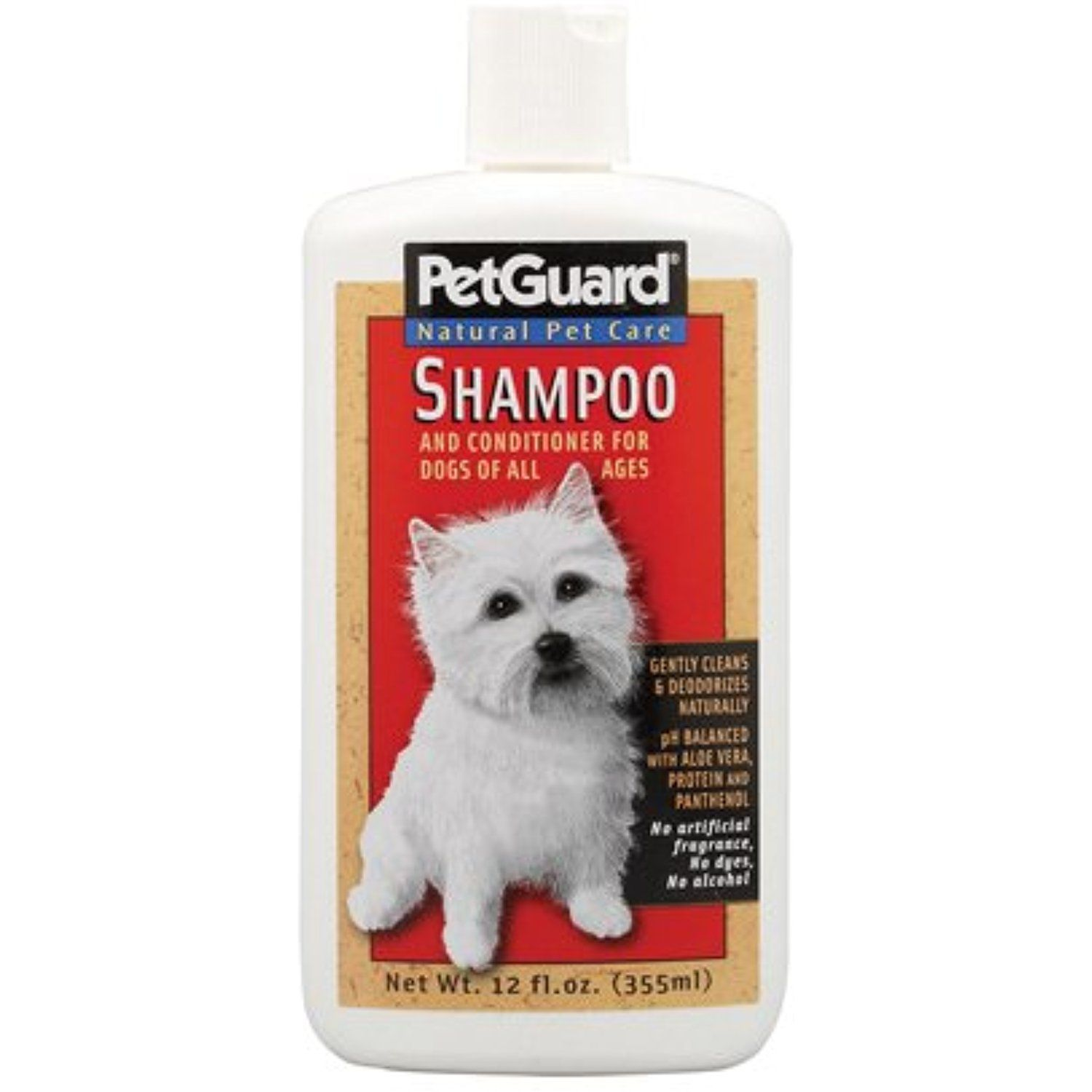 Pet Guard Shampoo and Conditioner for Dog, 12 Ounce 6