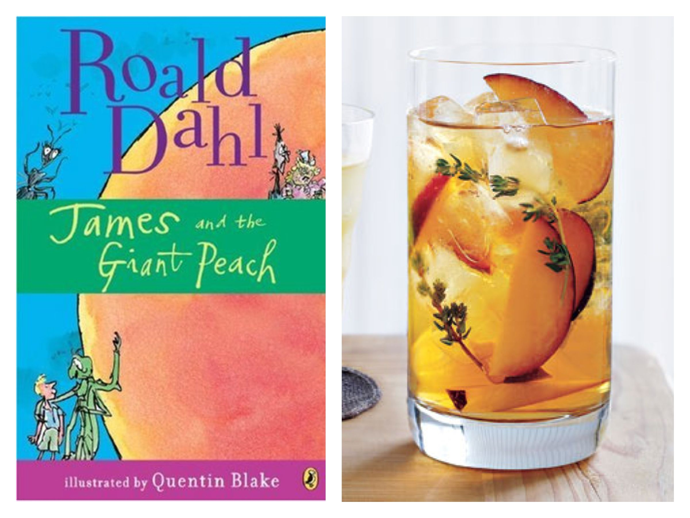 James And The Giant Peach Schnapps