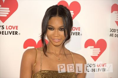 Fabulous Chanel Iman!! the super model made an appearance at the 6th Annual Golden Heart Awards at NYC.