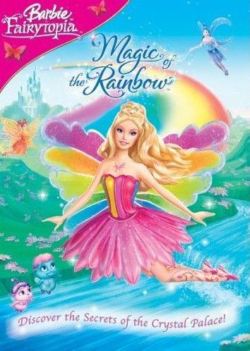 Barbie Fairytopia Magic Of The Rainbow Com Imagens Filme Da