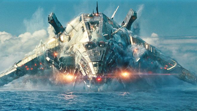 Robots Battle For Underwater Supremacy With Images Battleship