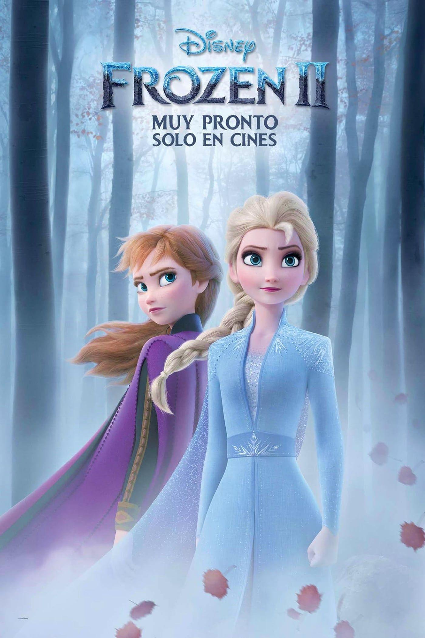 Ver Frozen 2 2019 Online Latino Gratis Ultrapeliculashd