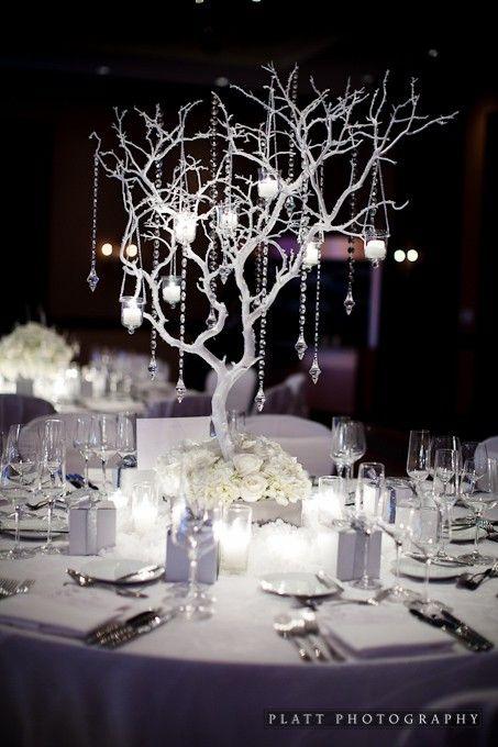 Winter wedding pinterest tragardsflow blogspot com image via decoration winter wedding junglespirit Gallery