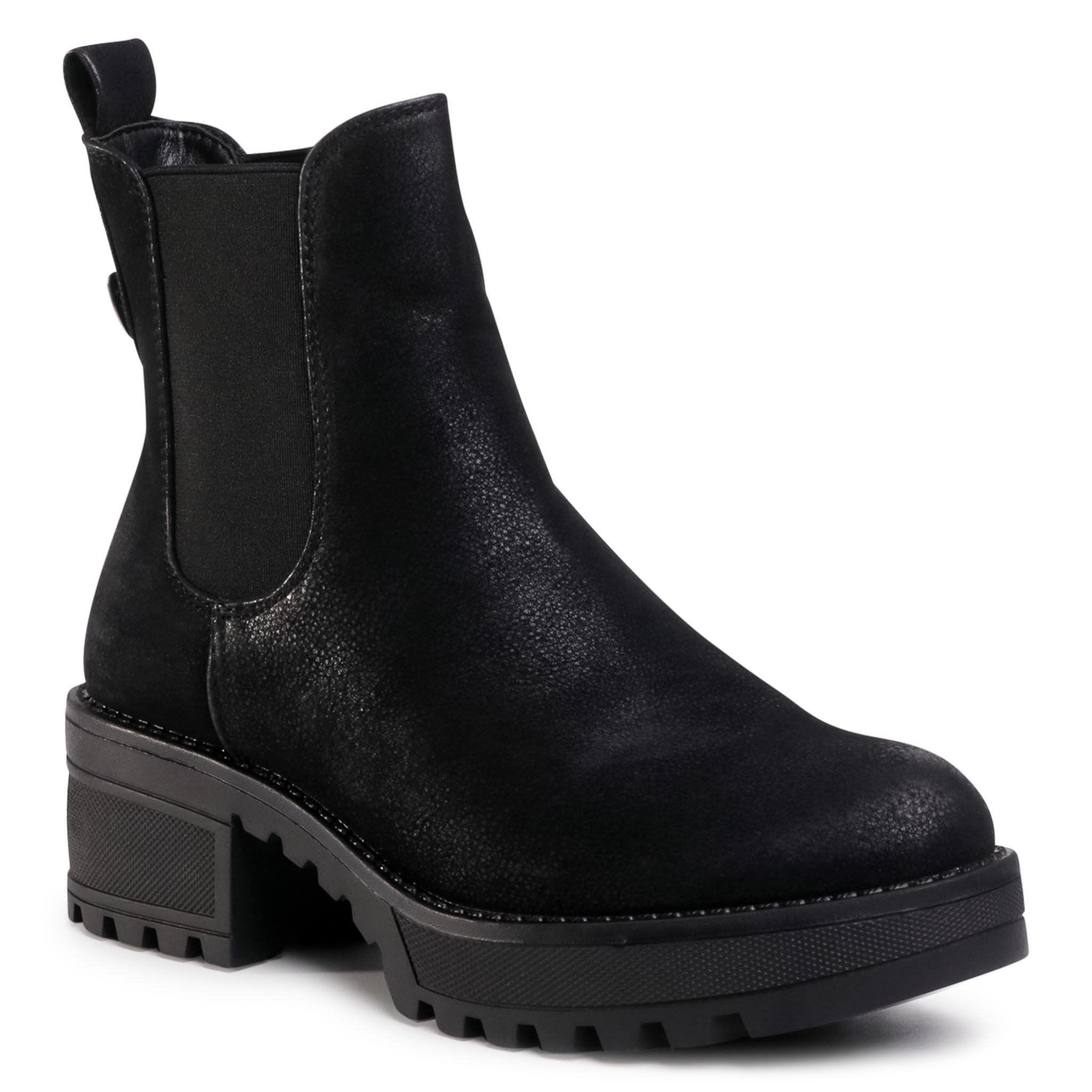 Wybierz Botki Jenny Fairy Wsa20243 01 Czarny I Zaskakuj Stylem Przekonaj Sie Ze Moda I Wygoda Ida W Parze Gwarancja Atrakcyjn Boots Chelsea Boots Ankle Boot