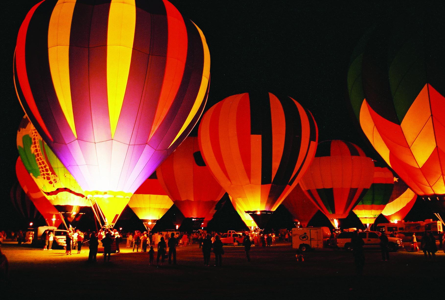 Balloon festival in Plano, TX Balloon festivals
