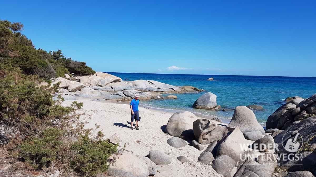 Camping Sardinien: 10 Campingplätze - 10 Erfahrungen