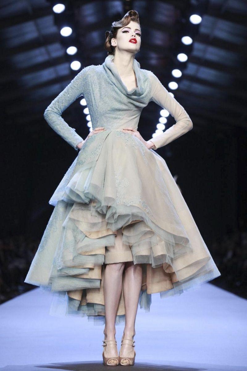 1510d54a5a Christian Dior Haute Couture S-S 2011 Paris 19 « △Kathy Kiefer ...