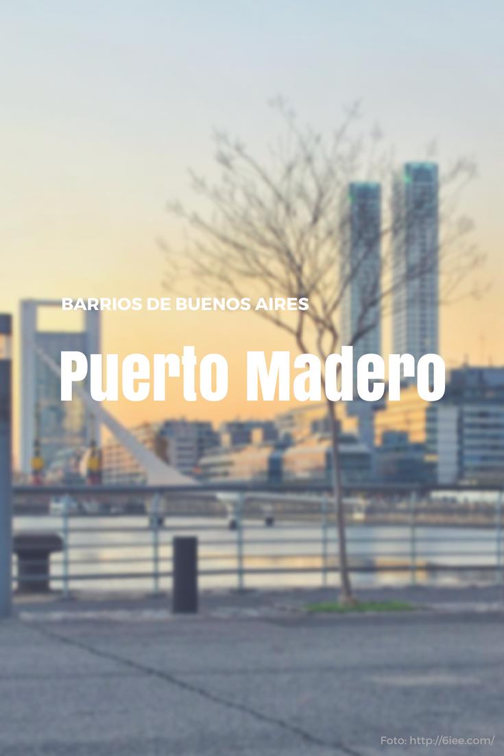 Puerto Madero es el barrio de la Ciudad de Buenos Aires que se encuentra sobre el río. Es la zona más moderna de la Ciudad, con altos edificios vidriados modernos, restaurantes elegantes y clubes nocturnos. Es considerado hoy en día el centro de negocios más importante de la Ciudad y también un paseo turístico.  ¡Conoce todos los departamentos de #AlquilerTemporario exclusivos #4Rent en Puerto Madero!