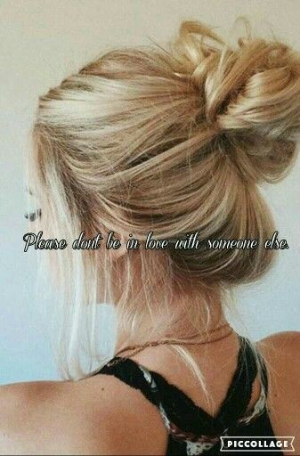 Pin By Emily On Quotes Messy Hairstyles Bun Hairstyles For Long Hair Hair Styles