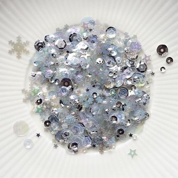 Little Things From Lucy's Cards SPARKLE AND SHINE Sequin Shaker Mix LB54