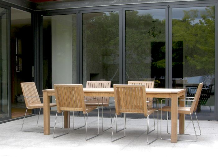 tripoli dining chairs in contemporary setting shown here with