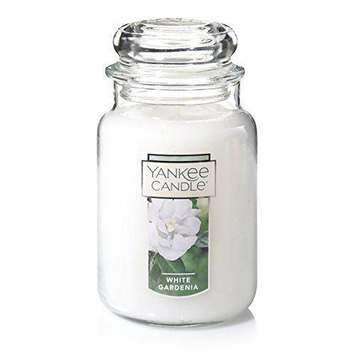 Yankee Candle Large Jar Candle White Gardenia Yankee Candle Https