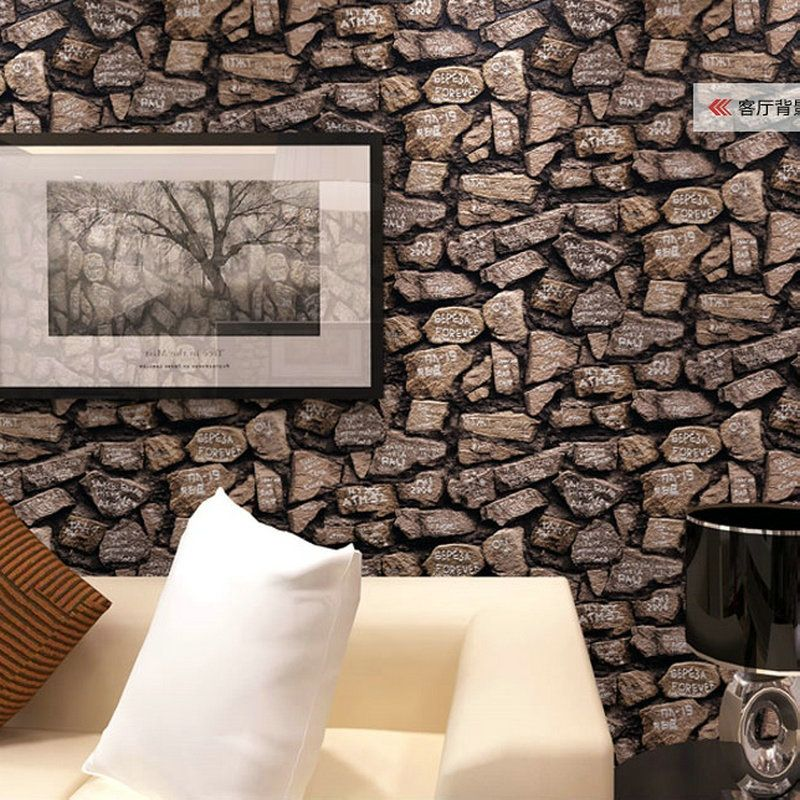Stone Effect Wallpaper Roll Wp88 3d Stone Wallpaper Stone Wallpaper Wallpaper Roll