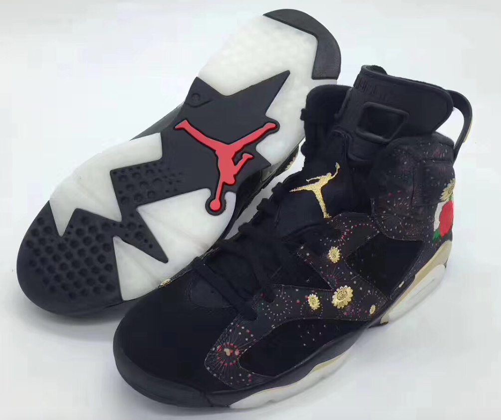 Air Jordan 6 Chinese New Year Arriving In January 2018