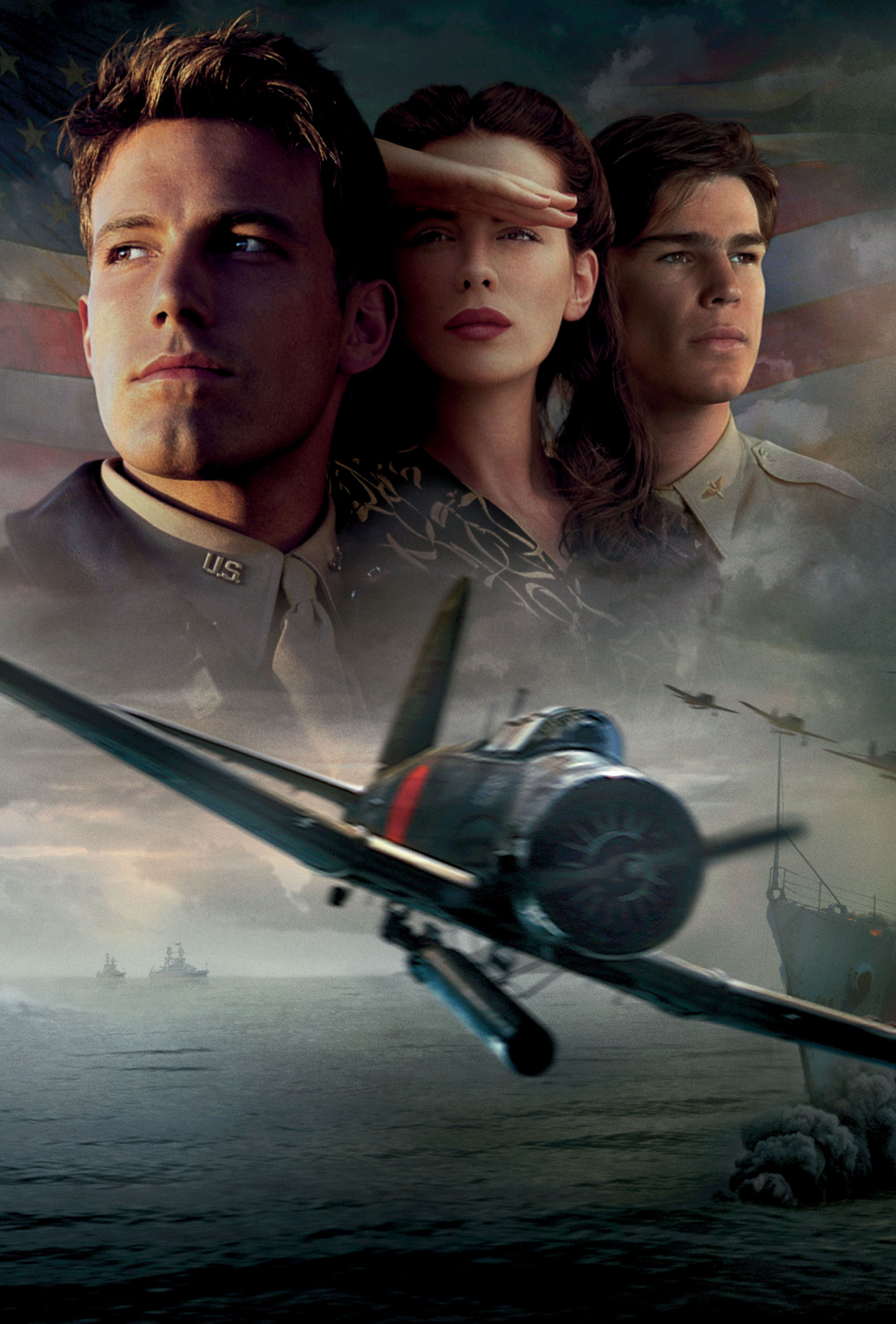 Pearl Harbor Movie Textless Poster Filmes Gratis Dublados