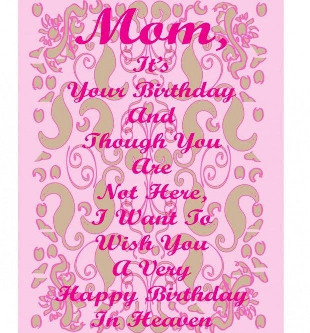 Image result for mothers death anniversary quotes Mom – Birthday Greetings for Mother