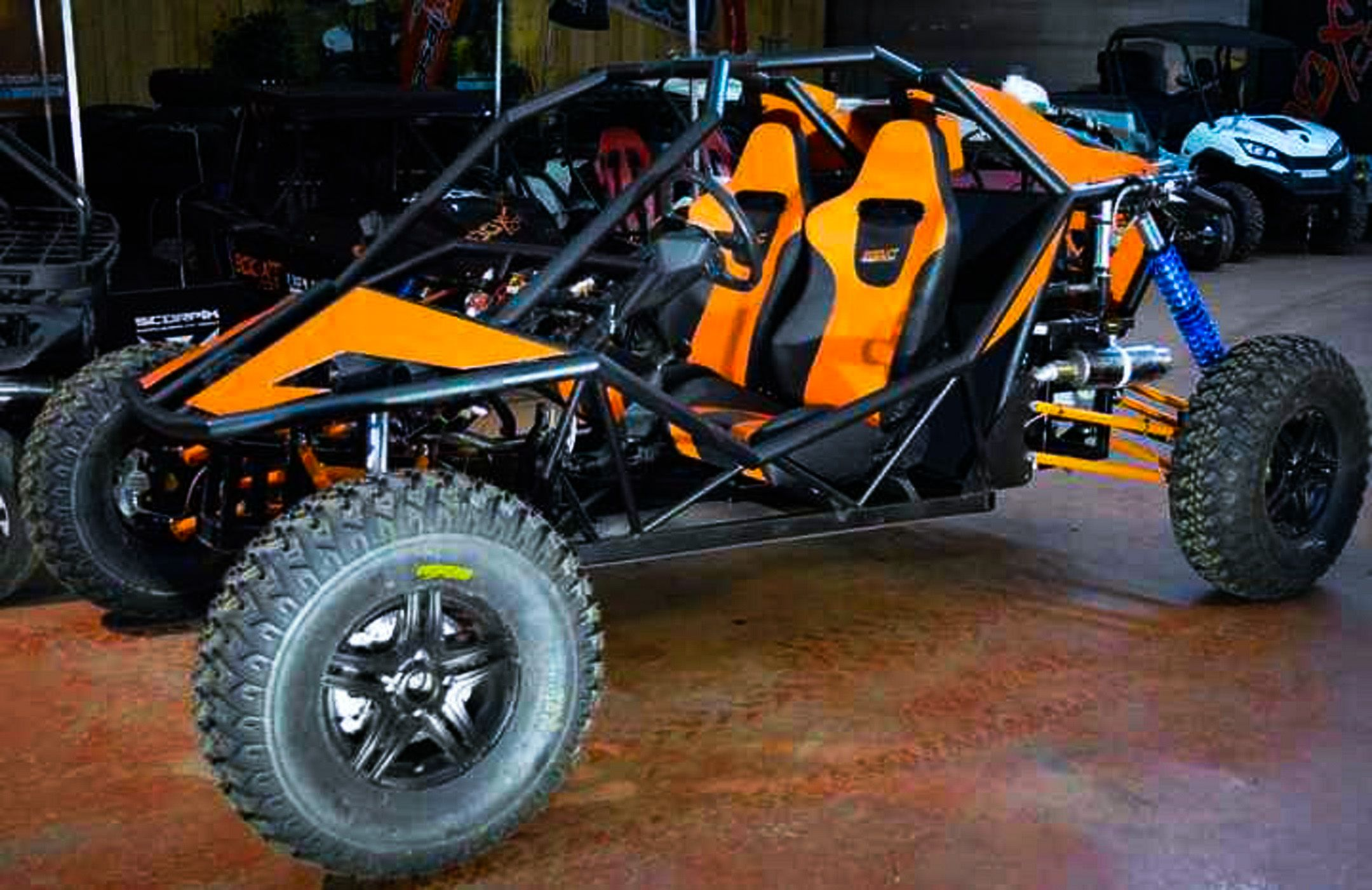 Pin by Nate Folkersen on offroading | Off road buggy, Go