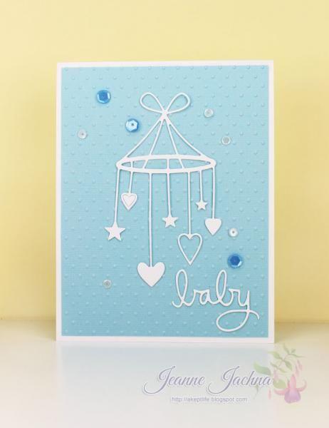 Scrapbooking Baby Cards Christening Uk Seller Unbranded Craft Die