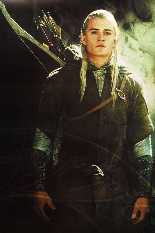 Legolas-LOTR | Tolkien, Mitología, Cine