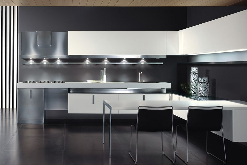 Iluminacion interior cocinas iluminacion led for Interior cocinas modernas