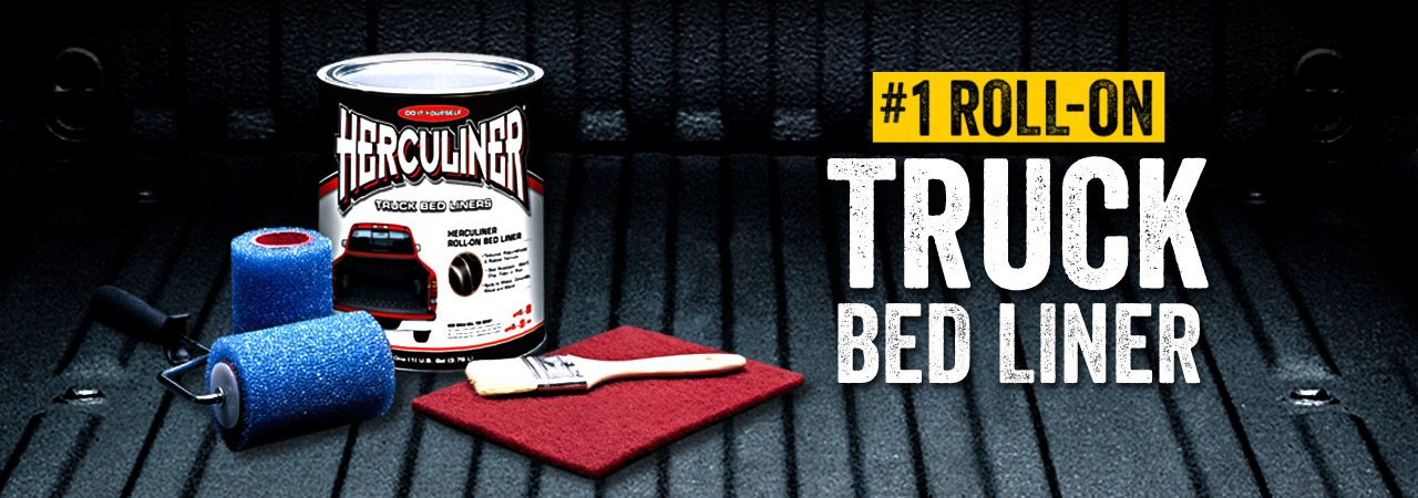 1 Roll On Truck Bed Liner Diy Sealant For Under Trailer Floor Wheel Wells Truck Bed Liner Truck Bed Bed Liner