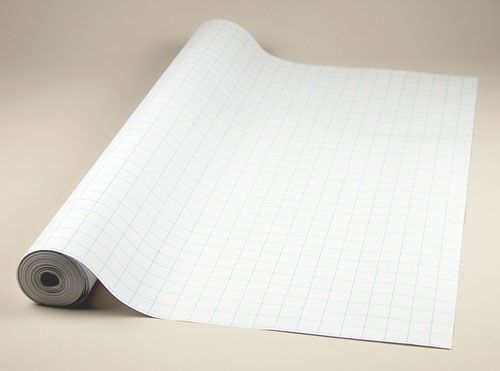 Graph Paper Roll  Inch  Roll  Wide